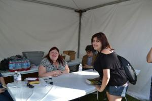 Sara and Cassandra Clare