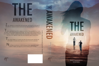 Official Awakened Paperback Cover