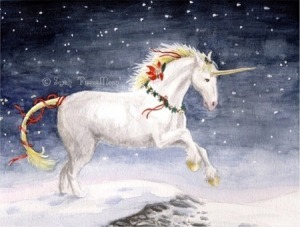christmas-unicorn